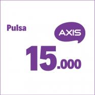 Pulsa Axis - Axis 15.000