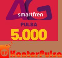 Pulsa Smartfren - Smartfren 5.000