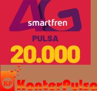 Pulsa Smartfren - Smartfren 20.000