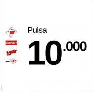 Pulsa Telkomsel - Telkomsel 10000
