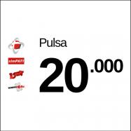 Pulsa Telkomsel - Telkomsel 20000