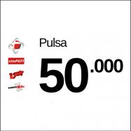 Pulsa Telkomsel - Telkomsel 50.000