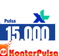 Pulsa XL - XL 15.000